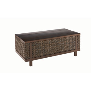 Epicenters Outdoor Greenwich Rectangular Coffee Table