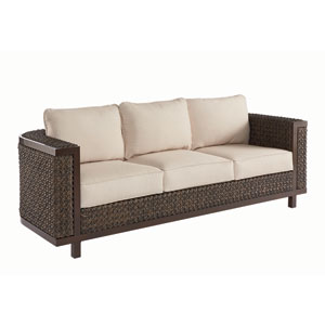 Epicenters Outdoor Brentwood Wicker Sofa