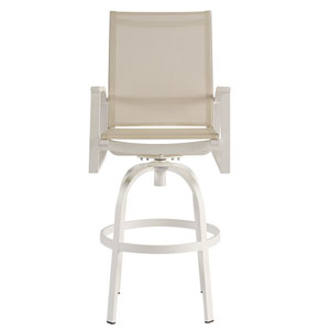 Cityscapes Outdoor Claidon Sling Bar Chair