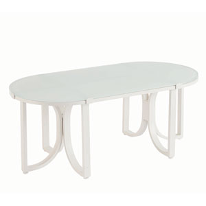 Cityscapes Outdoor Manning Oval Cocktail Table