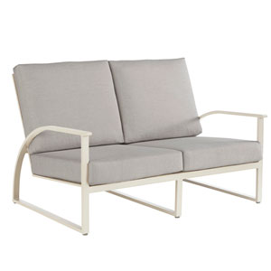 Cityscapes Outdoor Parker Loveseat