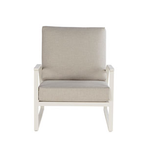Cityscapes Outdoor Parker Cushion Club Chair