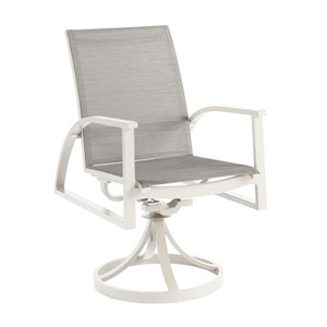 Cityscapes Outdoor Claidon Swivel Dining Rocker Set of Two