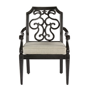 Arch Salvage Outdoor Gabrielle Dining Chair