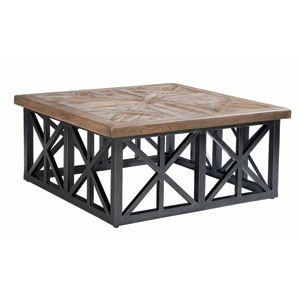 Arch Salvage Outdoor Oliver 42 Inch Coffee Table