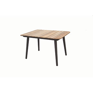 Epicenters Austin Outdoor Darrow Square Dining Table