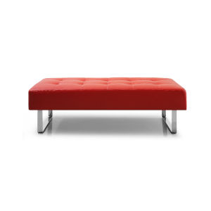 Miami Red Bench