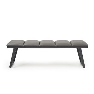 Ethan Dark Gray Bench