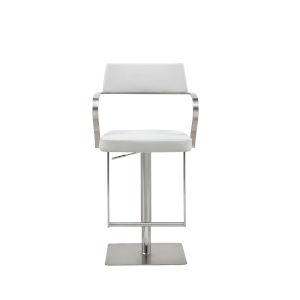 Zuri White 36-Inch Barstool