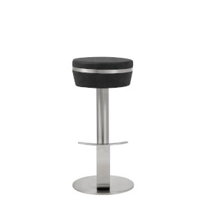 Remy Black 30-Inch Barstool