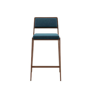 Clifton Teal 35-Inch Barstool
