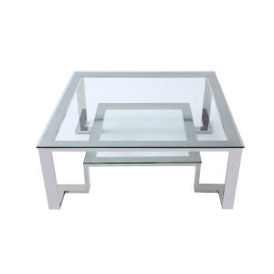Fab Clear Coffee Table