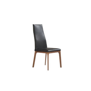 Ricky Black and Walnut Dining Chair
