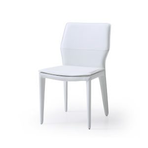 Miranda White Dining Chair
