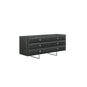 Abrazo Dark Gray Dresser