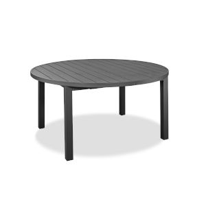 Aloha Gray Outdoor Oval Dining Table