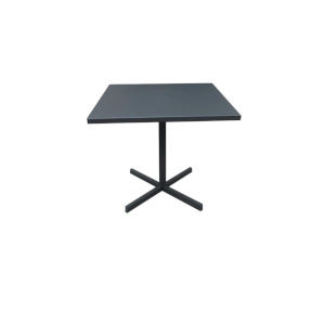Belle Gray Outdoor Square Dining Table