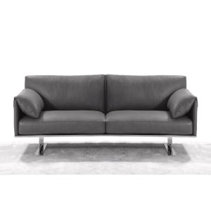 Gaber Gray Loveseat