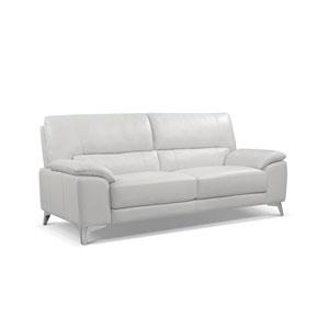Tatiana White Sofa