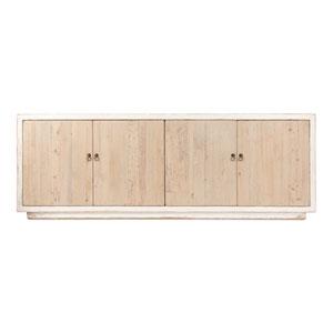 White Modern Cabinet