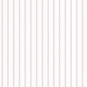 Harvey Purple Pinstripe Wallpaper