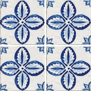 Multicolor Floral Peel and Stick Tiles