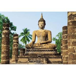 Sukhothai Wall Mural