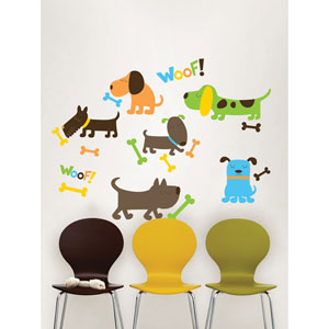 Puppy Love Wall Art Kit