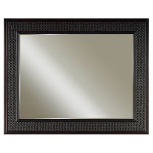 London Espresso  48-Inch Wall Mount Mirror