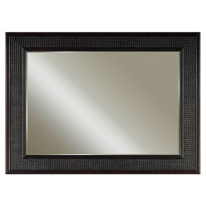 London Espresso  60-Inch Wall Mount Mirror