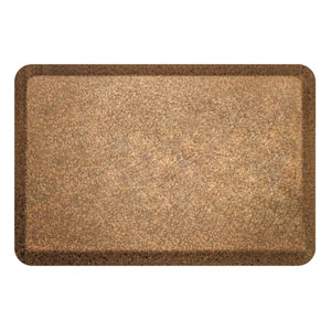 Granite Copper 3x2 Premium Anti-Fatigue Mat