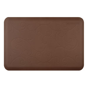 Motif Bella Brown 3x2 Premium Anti-Fatigue Mat