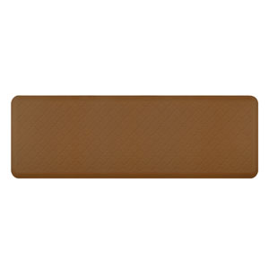 Motif Trellis Tan 6x2 Premium Anti-Fatigue Mat