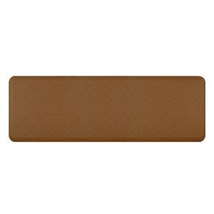 Motif Trellis Tan 6x2 Premium Anti-Fatigue Mat
