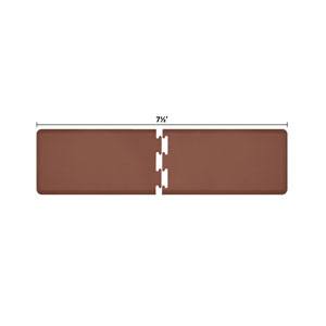 PuzzlePiece 2-Ft. R-Series Brown 7.5 Premium Anti-Fatigue Mat