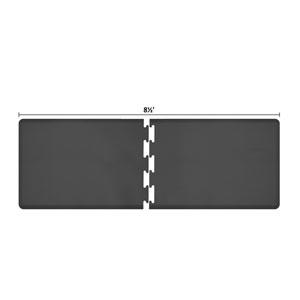 PuzzlePiece 3-Ft. R-Series Black 8.5 Premium Anti-Fatigue Mat