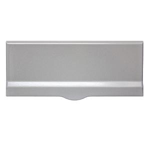 Letta safe Silver Wall Mount Letterplate
