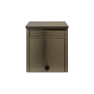Winfield Kalos Stainless Steel Wall Mounted Locking Mailbox