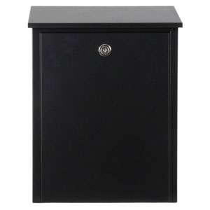 Allux Series Black Mailboxes Allux 200
