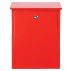 Allux Series Red Mailboxes Allux 200