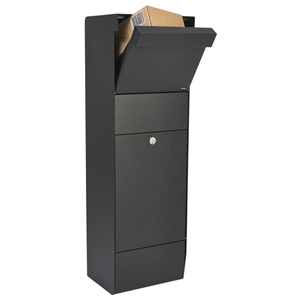 Allux Series Grandform Mail and Parcel Box
