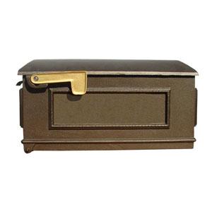 Lewiston Bronze Mailbox