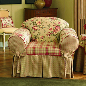 Multi Lexington Chair Slipcover