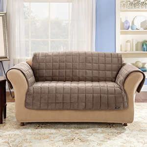 Sable Deluxe Sofa Pet Throw