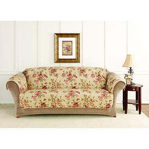 Lexington Floral Pet Sofa Throw