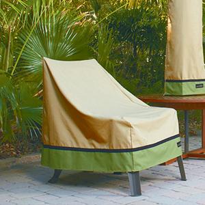 Tan Xl Patio Chair Cover
