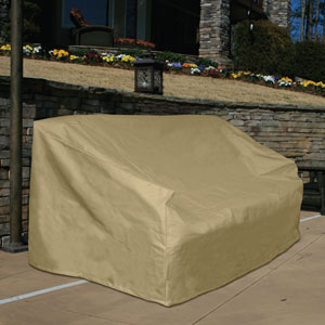 Hearth and Garden Taupe Sofa/Large Sofa Covers