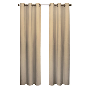Thermalogic™ Khaki 80 x 63-Inch Weathermate Grommet Top Two Panel Pair