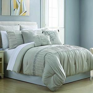 Allure Cosette 8 Piece King Comforter Set