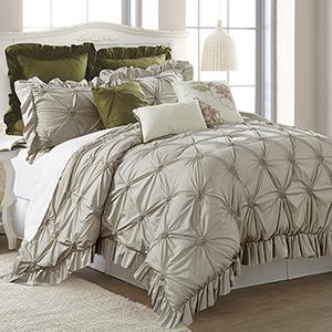 Allure Caroline 8 Piece King Comforter Set